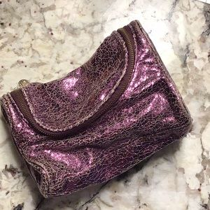 Crackled Cosmetic Case